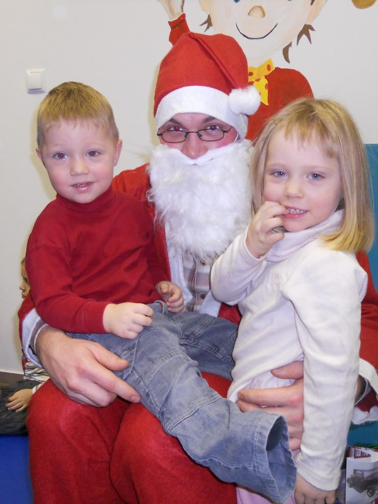 K. Jelen: Obisk Božička