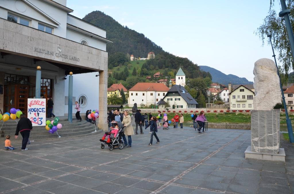 Prireditev v Kulturnem centru, Laško, 2.10.2013