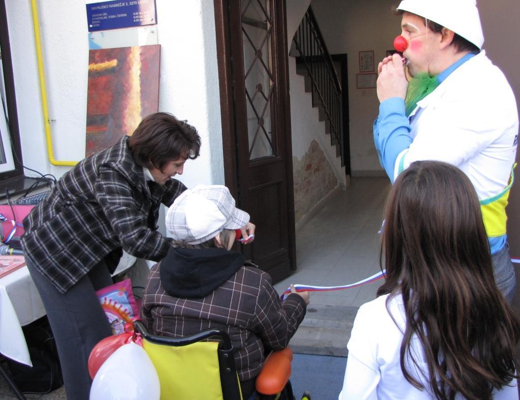 Miran R.: Otvoritev prostorov, Laško 17.11.2012