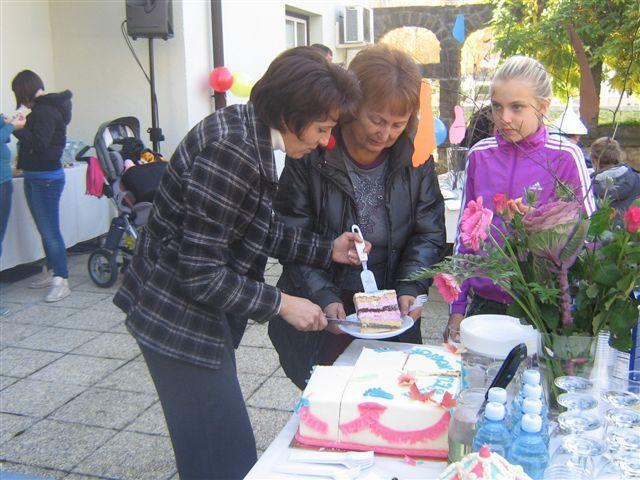 Sabina B.: Otvoritev prostorov, Laško 17.11.2012