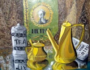 Danica Šraj: Kava ali čaj?