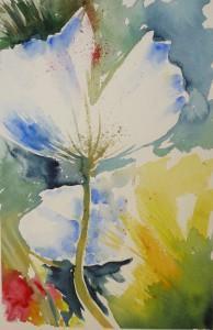 Dora Glavnik- En cvet