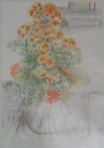 Jana Nidorfer- cvetje na ulici
