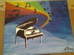 Nika Knez- Glasba se širi za vse ljudi sveta