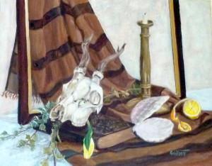 Vanda Grilc - Vanitas 1