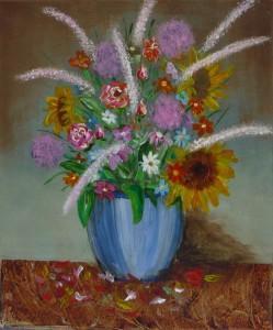 Vojko Janc- Cvetje