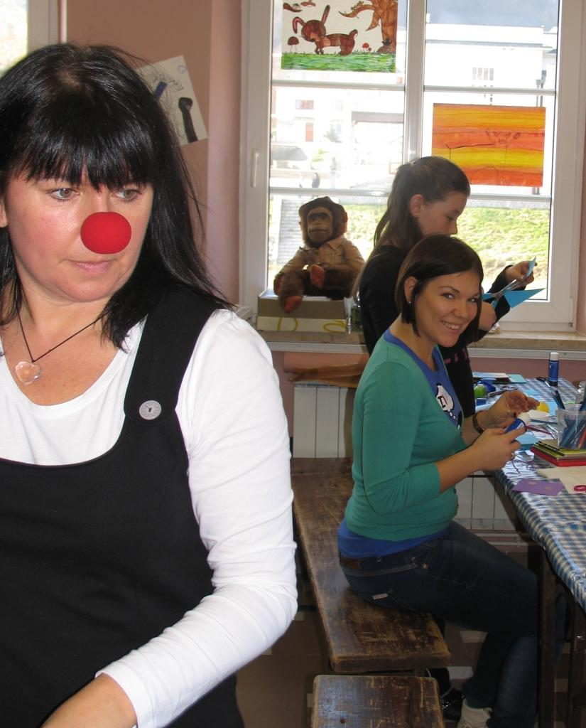 Andreja D.: Otvoritev prostorov, Laško 17.11.2012