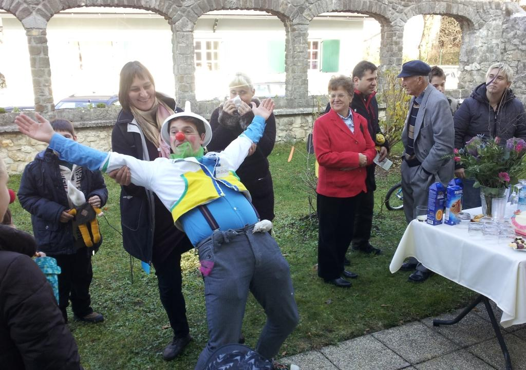 Valentina P.: Otvoritev prostorov, Laško 17.11.2012